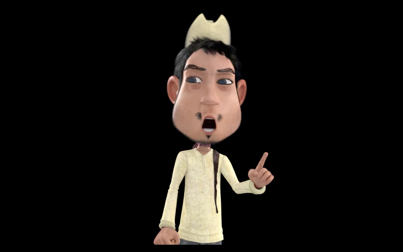 Cantinflas Animation