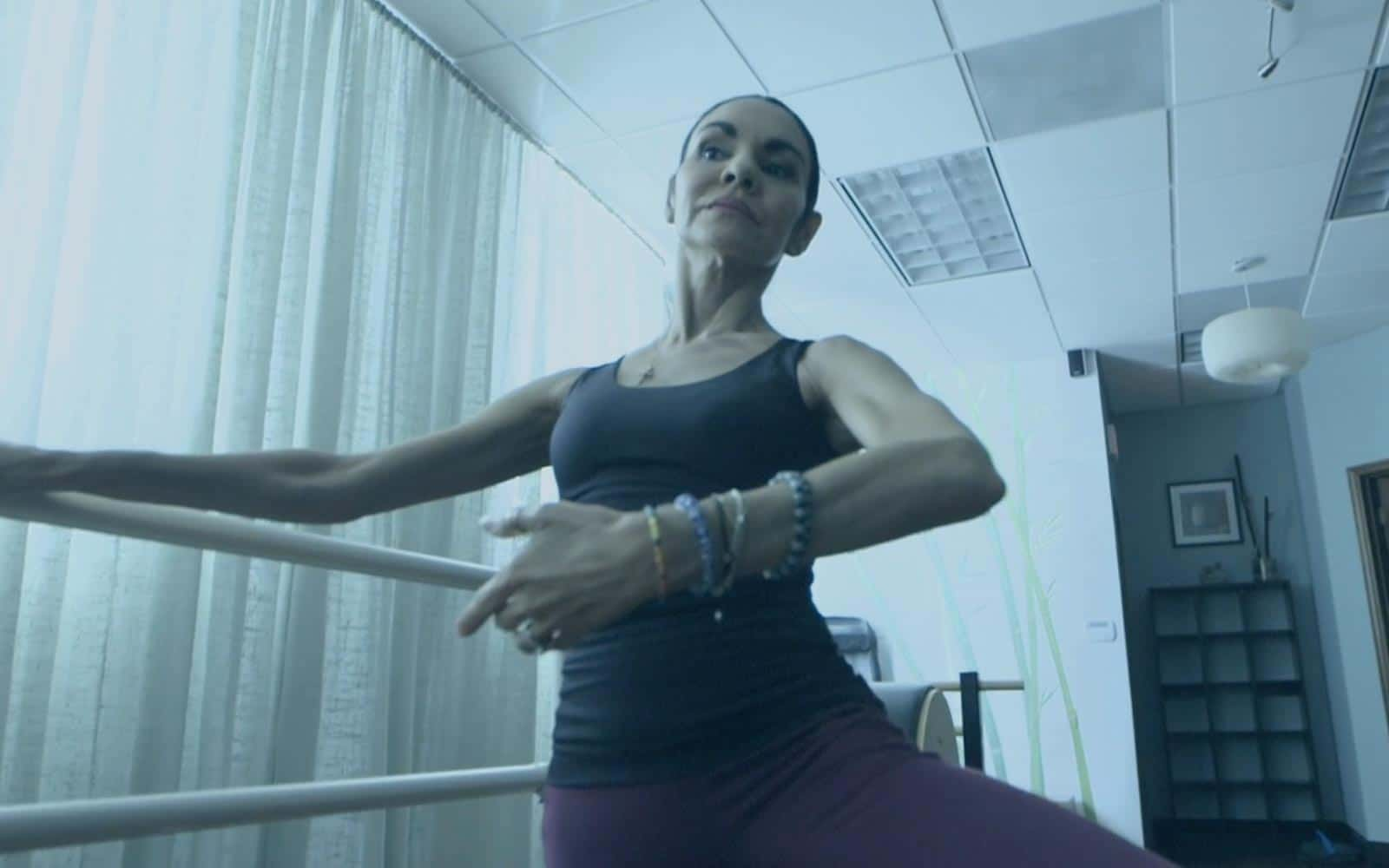 The Beautiful Ballerina